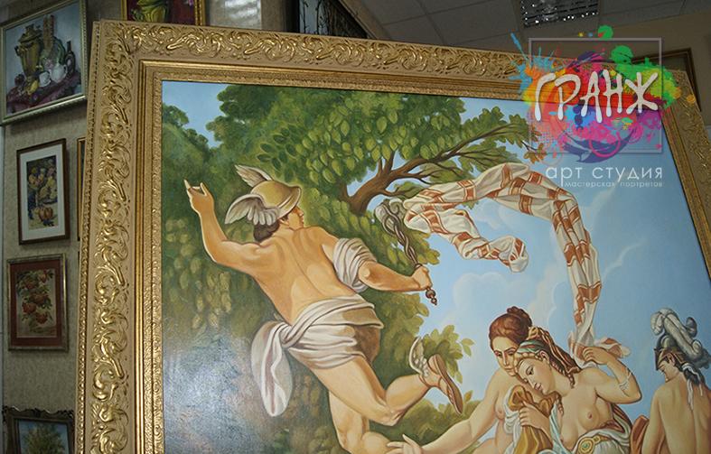 01687c9665745 Картины маслом на холсте в Ростове-на-Дону