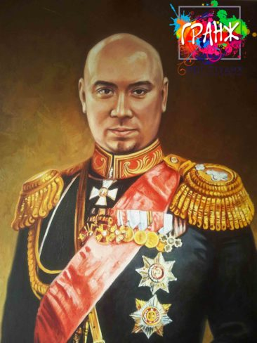 Заказать портрет маслом в Ростове-на-Дону